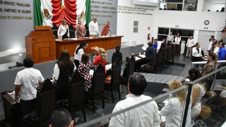 De nuevo debaten en Congreso por mujer violentada en recinto del poder judicial