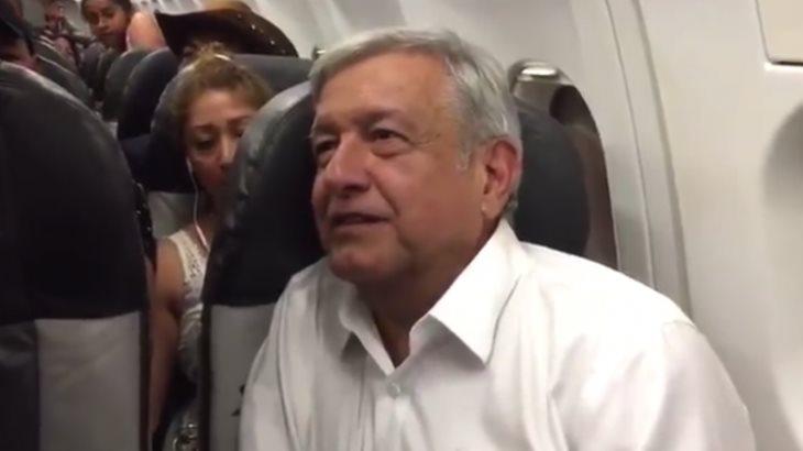 Piloto pide a Obrador continuar con el aeropuerto de Texcoco
