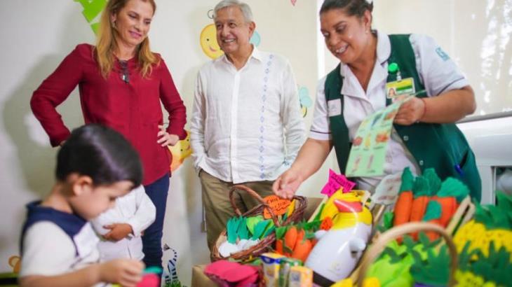 Contabilizan más de la mitad de los hospitales del IMSS del país revisados