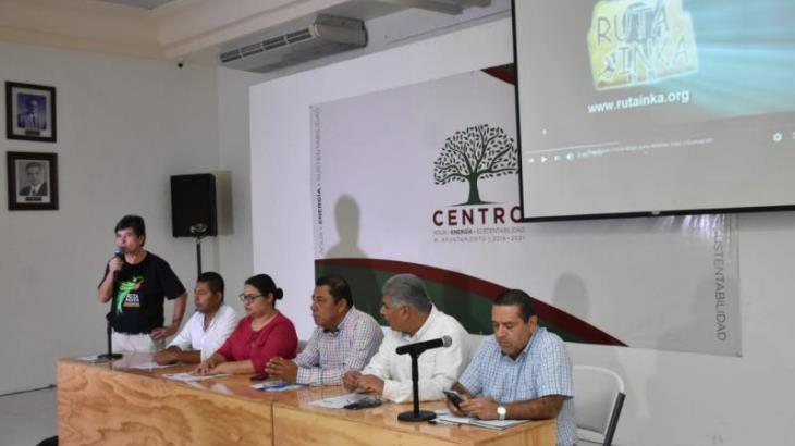 Presentan Ruta Maya 2021; recorrerá 15 países