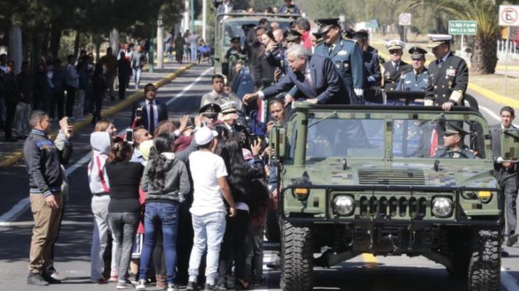 Ahora el Aeropuerto de Santa Lucía también será administrado por militares: AMLO