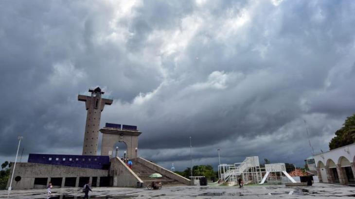 Lluvias intermitentes se esperan para hoy en Tabasco