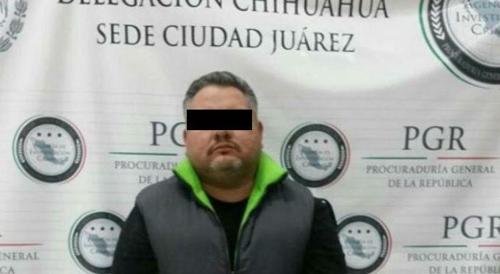 Entrega la FGR a Estados Unidos a operador de El Chapo y El Mayo Zambada