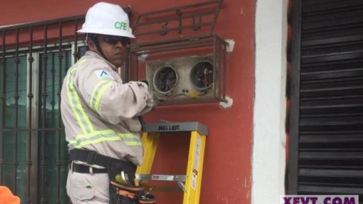 Energía eléctrica gratuita a trabajadores de CFE es un derecho laboral ganado, aclara empresa