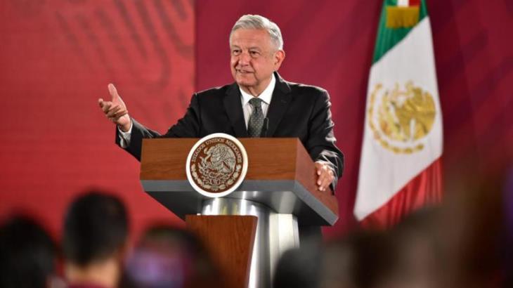 Anuncia Obrador recorrido por pozos petroleros de Tabasco y Campeche