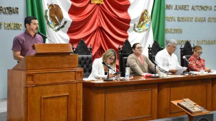 Polemizan Nicolás Bellizia y Jesús de la Cruz por auditoría al Congreso tabasqueño
