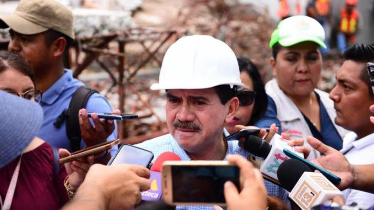 Latente la reubicación del palacio municipal, señala Evaristo