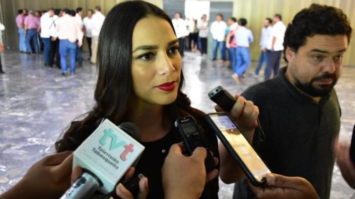 Se apunta Ingrid Rosas para la dirigencia estatal del PRI