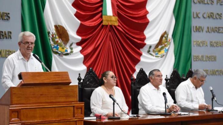 Un juez puede ser falible, pero no corrupto, dice EPO en Informe ante el Legislativo