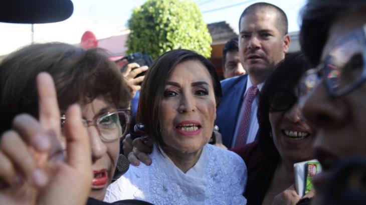 Juicio Político contra Rosario Robles podría darse hasta marzo