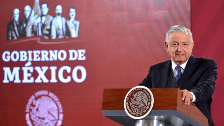 Anuncia Obrador que próxima semana se nombrará al titular del SAT
