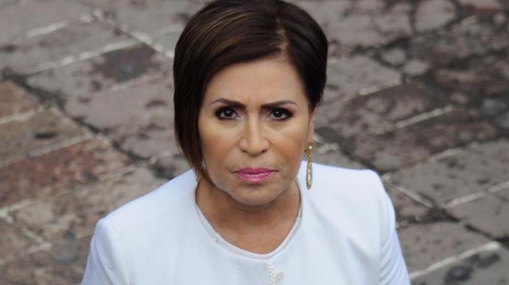 Va Rosario Robles por otra audiencia para modificar la medida cautelar que la tiene en prisión