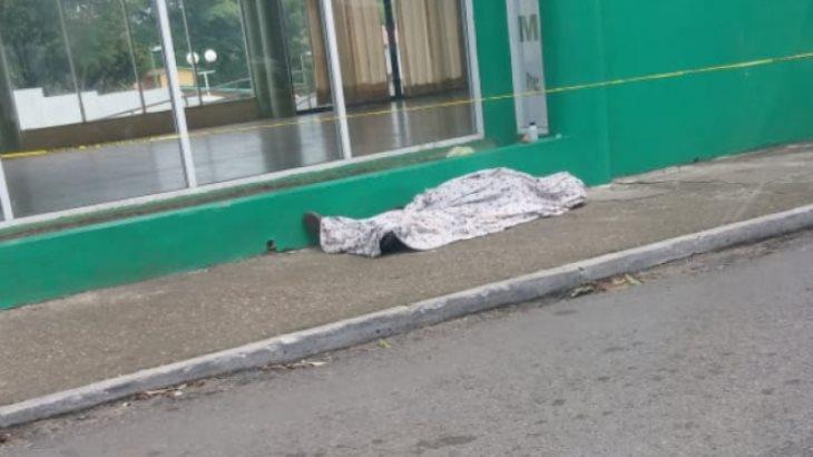 Fallece hombre de infarto en Atasta