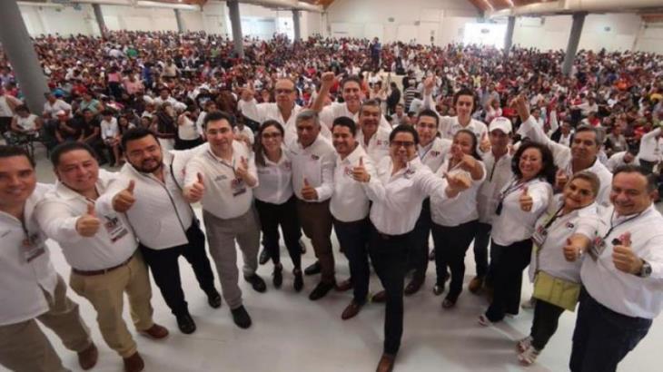 Alcanzaría Redes Sociales Progresistas el total de asambleas para convertirse en partido político