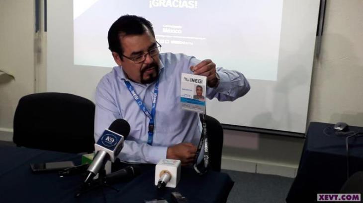 Del 2 al 27 de marzo será el Censo de Población y Vivienda 2020, anuncia INEGI