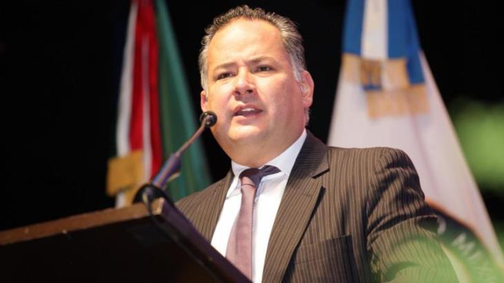 Reitera Santiago Nieto actitud de respeto hacia el fiscal tras conflictos entre dependencias