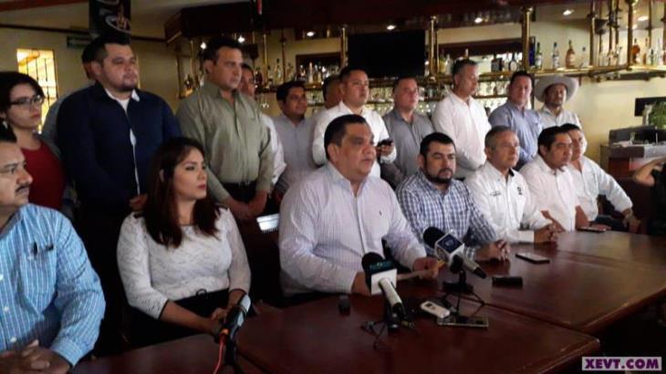 Ve Cabrera condiciones para que el PRD haga alianza con el PRI en 2021