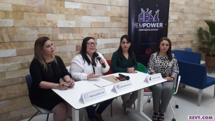 Anuncian convocatoria para la iniciativa Fempower México