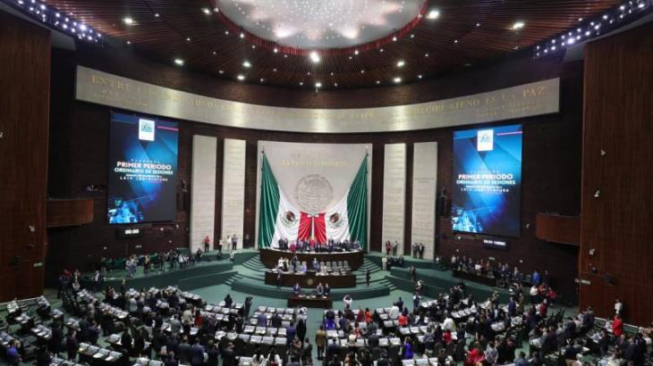 Rechazan diputados federales recorte al presupuesto de los partidos políticos