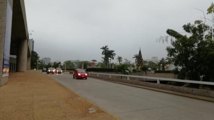 Prevén lluvias aisladas en algunas zonas de Tabasco
