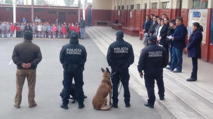 Tras tiroteo en Colegio Cervantes arranca programa Mochila Segura en Coahuila