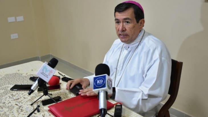 Confía Obispo que Egla Cornelio fue escogida de manera idónea para dirigir la SETAB