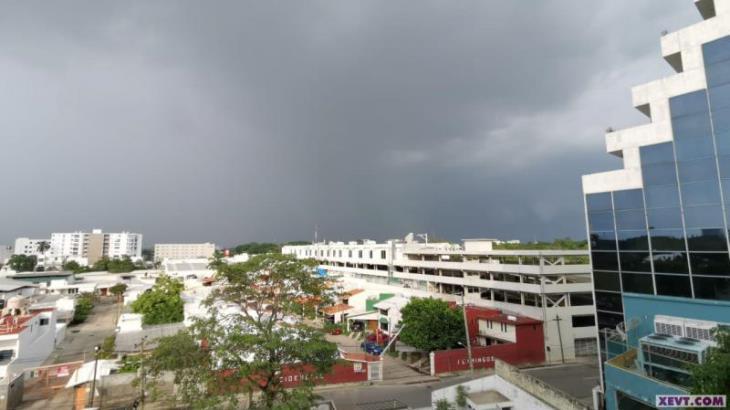 Nuevo frente frío 33 dejará ambiente fresco y lluvias de hasta 25 mm en Tabasco