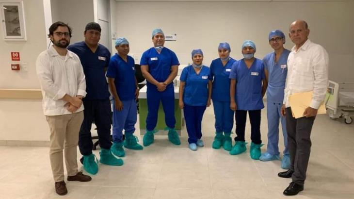 Inauguran el primer hospital del INSABI en Tekax Yucatán