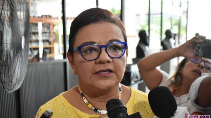 Insiste Dolores Gutiérrez en dejar la Presidencia de su Comisión por boicot de Morena
