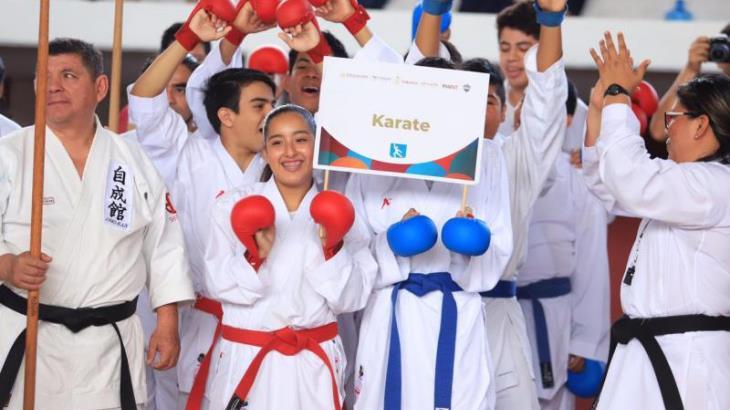 Inaugura INJUDET Juegos Estatales 2020 para selectivo en las Nacionales de CONADE