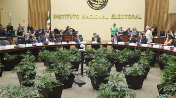 Oferta INE 323 plazas del Servicio Profesional Electoral Nacional