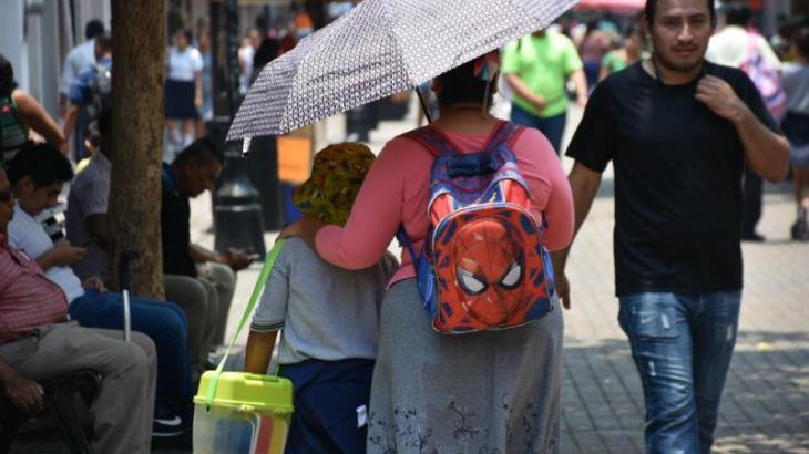 Seguirán aumentando las temperaturas en Tabasco sin posibilidad de lluvias