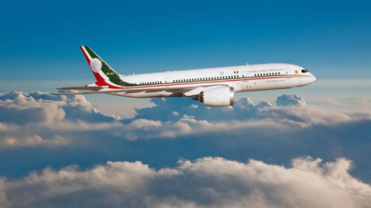 Empresario de Corea del Sur podría comprar el avión presidencial a México