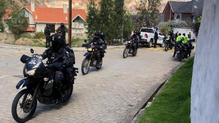 Embajada de México en Bolivia acusa nuevo hostigamiento policial