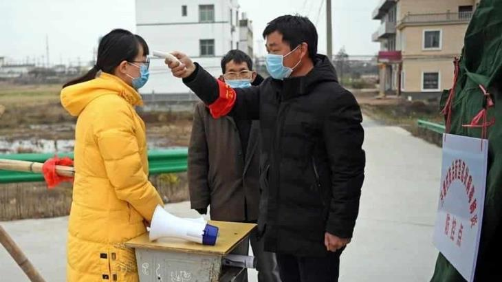 Acumulan 475 curados de coronavirus en China