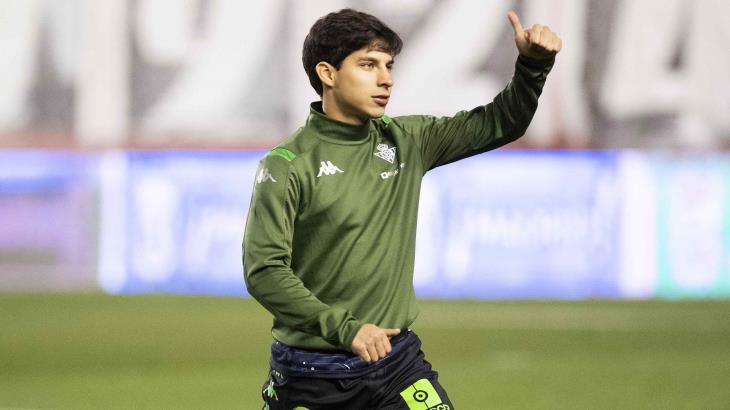 No bajar los brazos también tiene su mérito: Diego Lainez