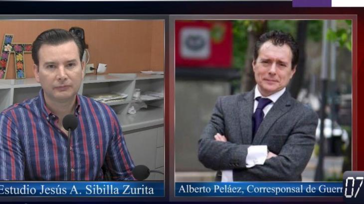 """""""Fue un final feliz"""": Alberto Peláez sobre el Avión sin motor y sin llanta"""