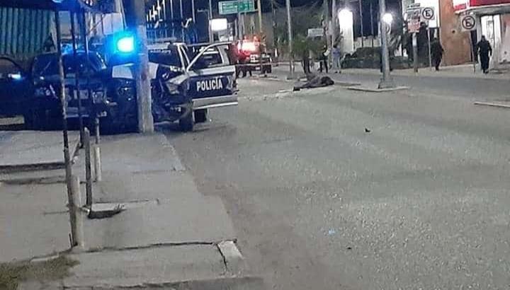 Dos civiles muertos y tres policías lesionados, saldo de accidente en Paraíso