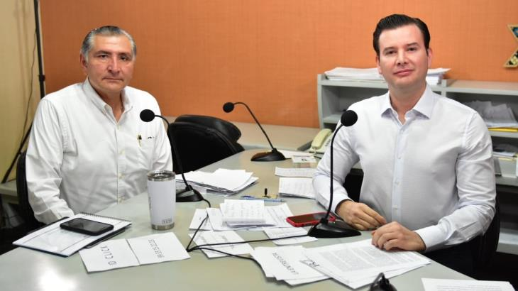 Anuncia Adán Augusto reunión con partidos de oposición tras diferencias