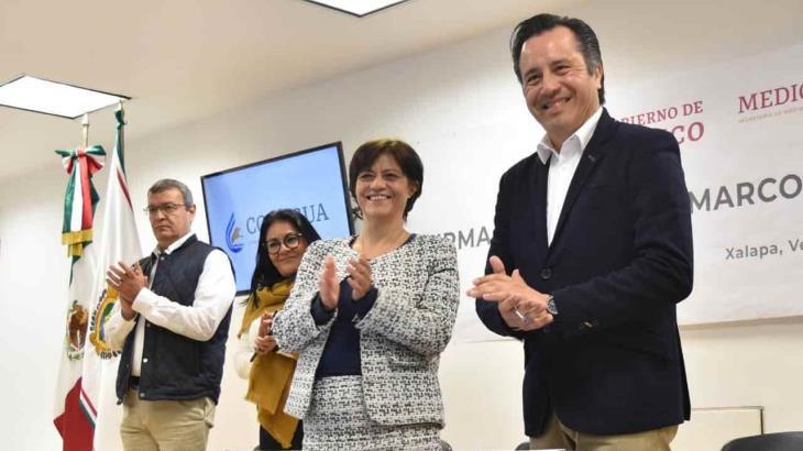 Traslada Conagua sus oficinas centrales a Xalapa Veracruz