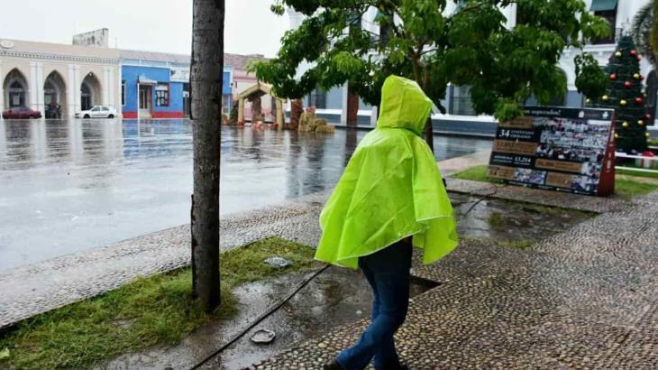 Canal de baja presión y el ingreso de humedad, podrían generar chubascos en Tabasco: Conagua