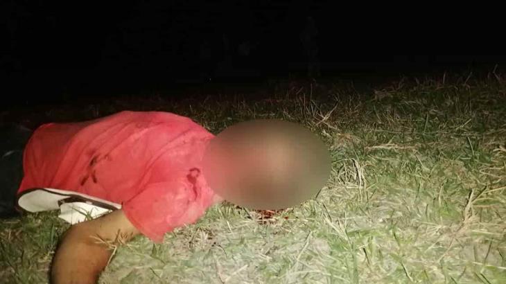 Matan a balazos a hombre en Balancán
