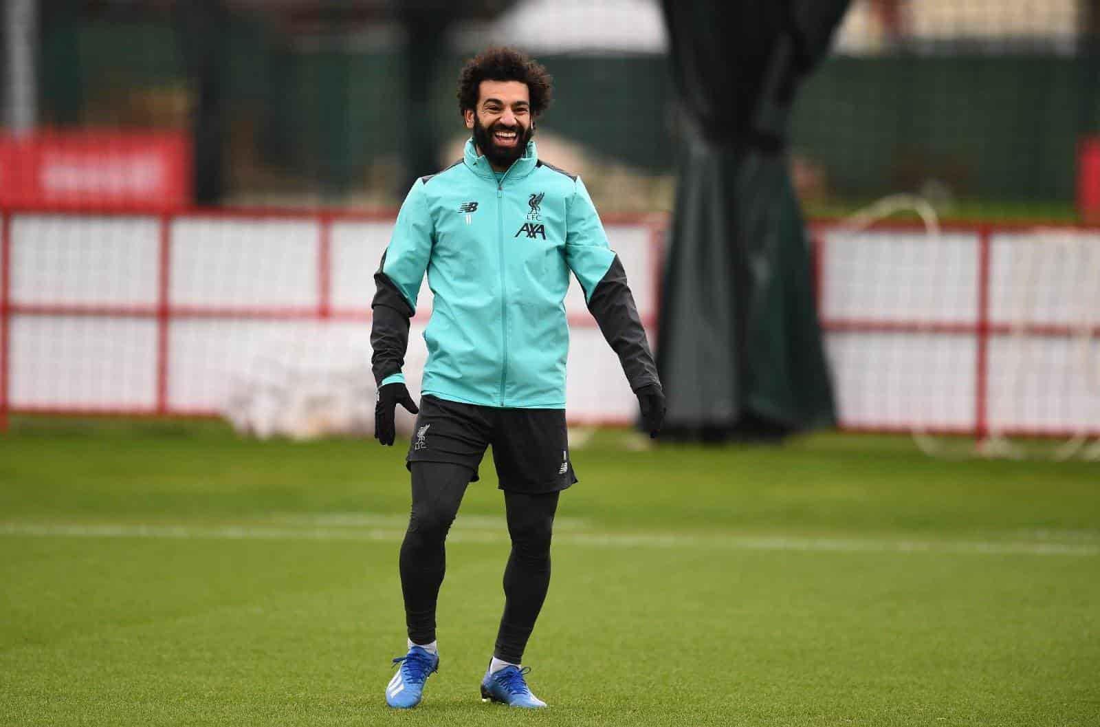 Mohamed Salah Twitter