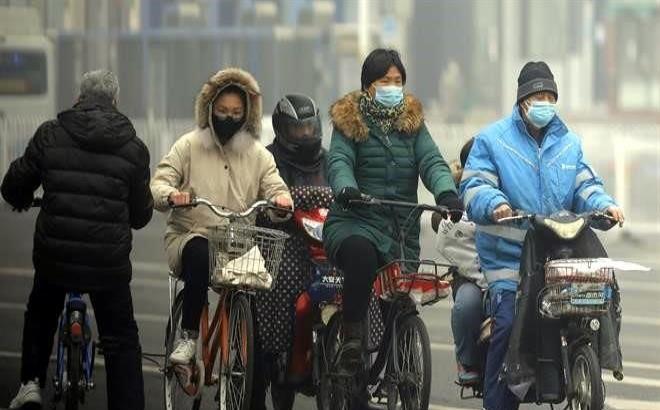 Se reportan en China mil 367 muertes por Covid-19, ya hay más de 67 mil casos