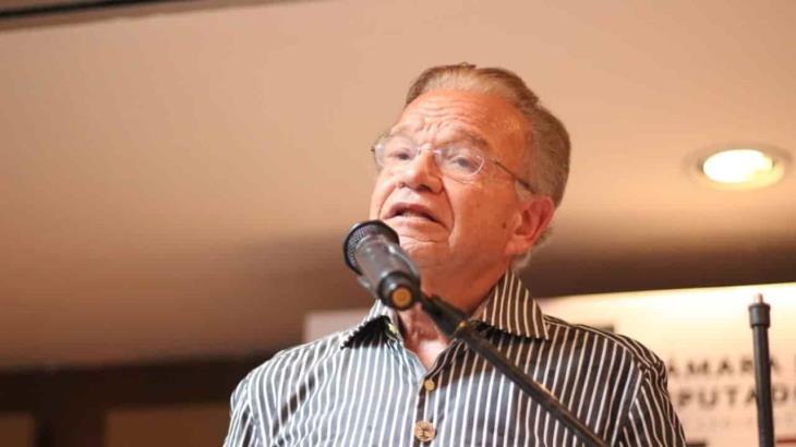 Augura Granier que al PRI le irá muy bien con nueva dirigencia en Tabasco