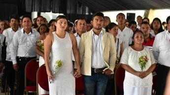 Aumenta en Tabasco la unión libre y baja número de personas casadas, según censo