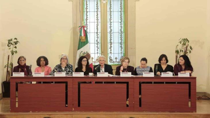 Asegura SEGOB que se escucharán demandas de las mujeres que se manifiesten