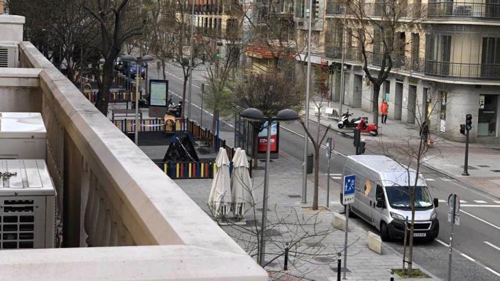 Madrid parece zona de guerra: Alberto Peláez