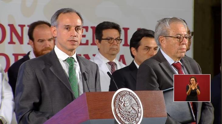 México entra oficialmente en la fase 2 ante emergencia por coronavirus