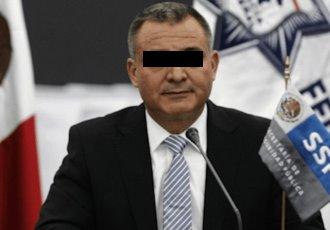 """UIF señala a García Luna de robar 250 mdd y armar """"empresa"""" de lavado de dinero"""